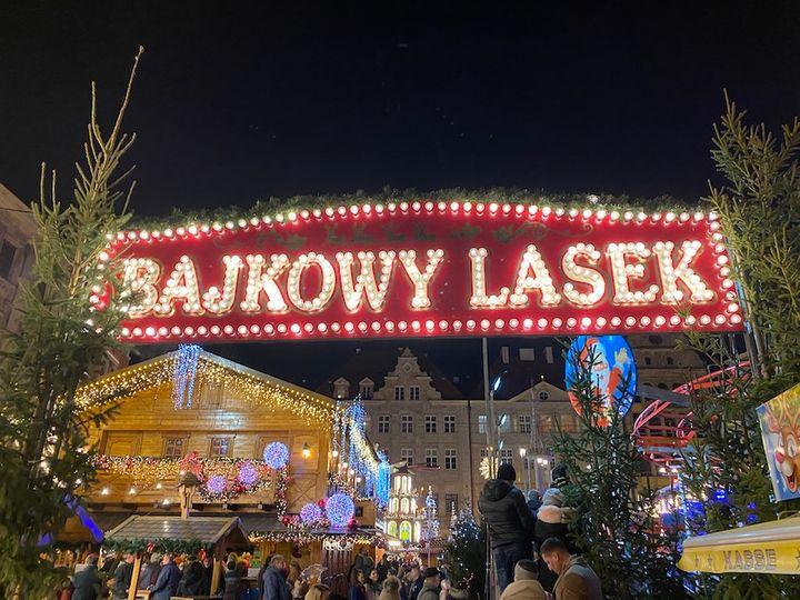 Bajkowy Lasek - Wrocław