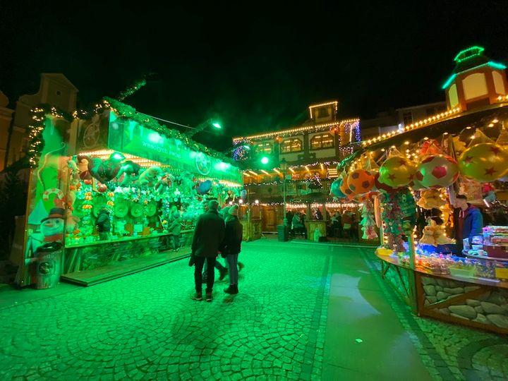 Jarmark świąteczny - Plac Solny