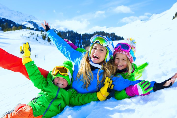 Wyjazd na ferie zimowe
