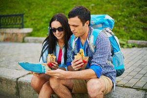 Jedzenie i picie w podróży