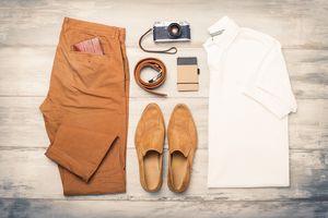 Odzież, ubranie na lato