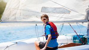 Obóz żeglarski z kursem na patent żeglarza jachtowego