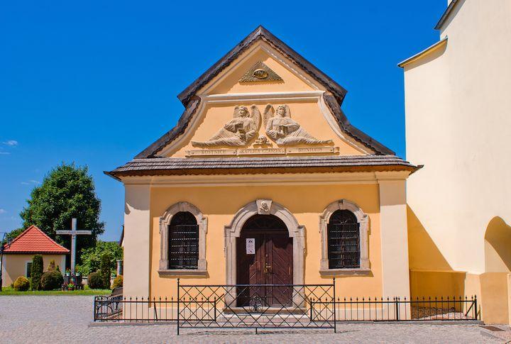 Kaplica Czaszek w Kudowie Zdrój - Czermnej