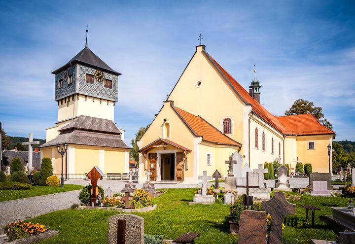 Parafia Św. Bartłomieja Apostoła w Kudowie Zdrój - Czermna