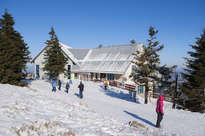 Wyciąg narciarski - Świeradów-Zdrój