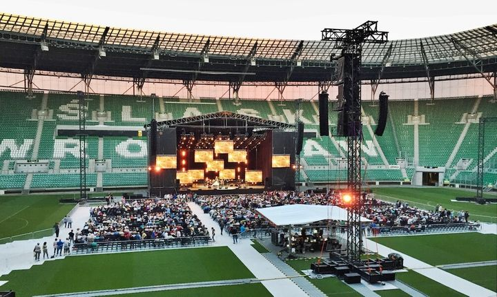 Koncerty - Stadion Wrocław