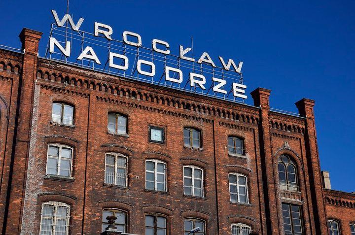 Dworzec kolejowy Wrocław Nadodrze