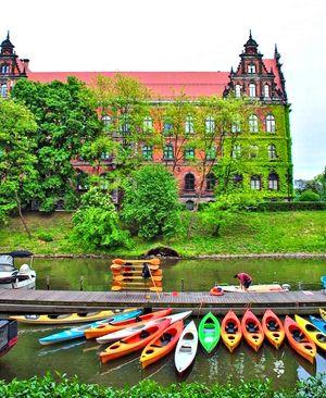 Wypożyczalnia kajaków Wrocław