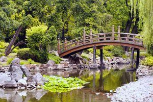 Most łukowy Taiko Bashi