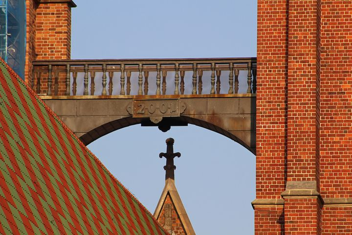 Mostek Pokutnic - Wrocław