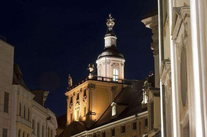 Wieża Matematyczna - Uniwersytet Wrocławski