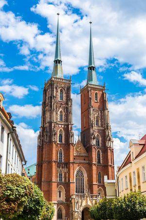 Wieże Katedry Wrocławskiej