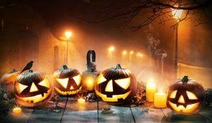 Halloween Wroc艂aw