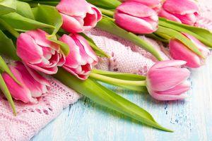 Kwiaty na Dzie艅 Kobiet