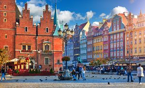 Hotele Wrocław - noclegi i hostele